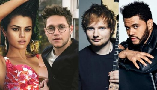 American Music Awards 2017:  Selena Gomez, Niall Horan, Ed Sheeran, The Weeknd. Comment suivre la cérémonie en direct