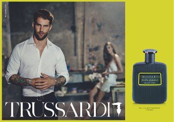 Trussardi Riflesso Blue Vibe ~ new fragrance