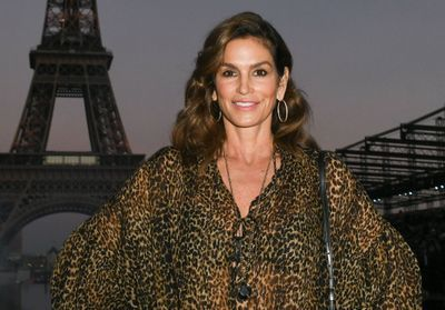 Cindy Crawford sans maquillage, la photo canon de l'ex top