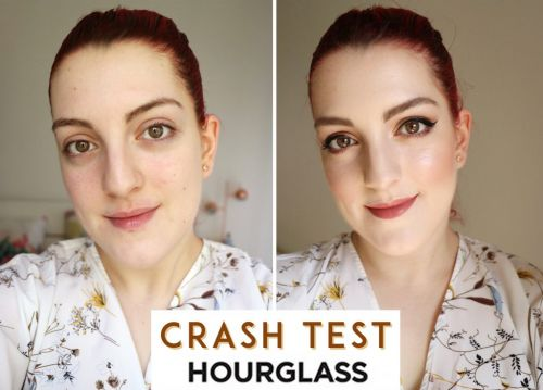 1 marque 1 maquillage: Crash test Hourglass