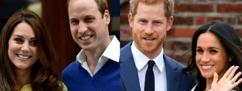 Meghan Markle et le prince Harry s'unissent à Kate Middleton et au prince William pour une bonne cause