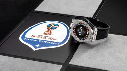 La Big Bang Referee 2018 FIFA World Cup Russia de Hublot