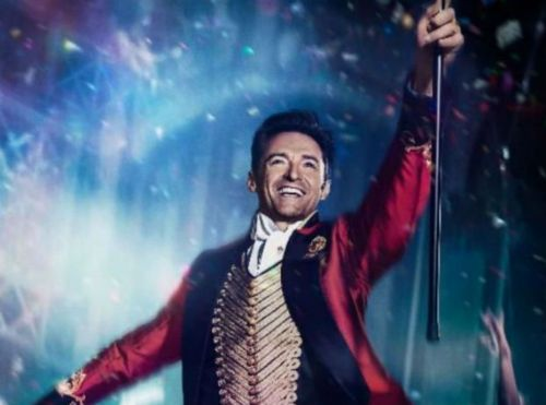 """The greatest showman"" sort demain !"