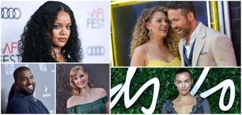 Ryan Reynolds, Rihanna, Jessica Chastain. 5 actus people qu'on a failli manquer cette semaine