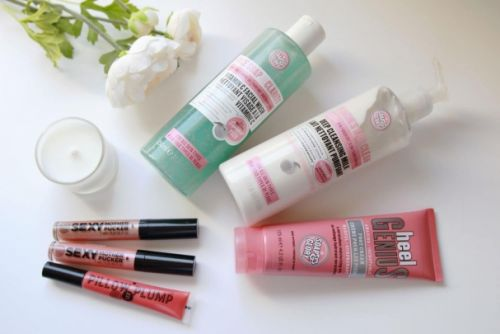 J'ai testé:  Soap & Glory