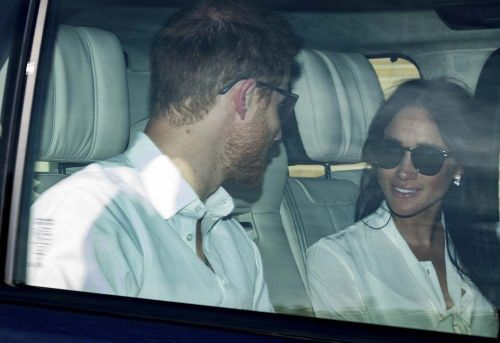Public Royalty:  Meghan Markle et le Prince Harry s'affairent avant le jour J !