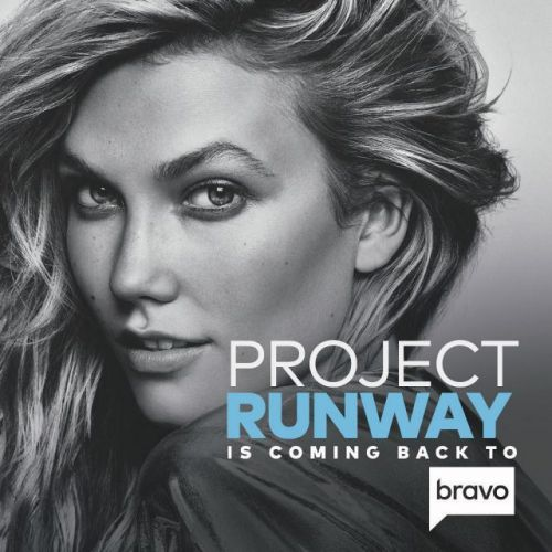 Karlie Kloss joins 'Project Runway', Versace coming to New York and more news