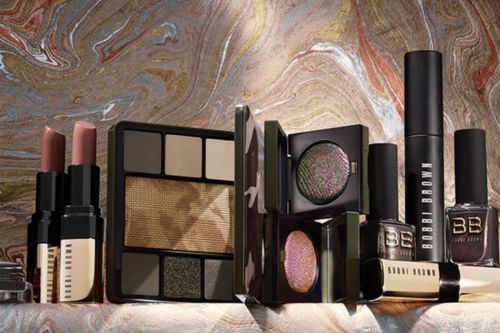 Beauty News:  Bobbi Brown Camo Luxe Fall 2018 Collection