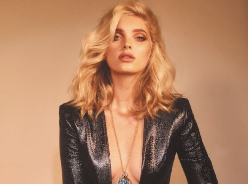 Le mannequin international Elsa Hosk est le nouveau visage de la Maison Jacob & Co