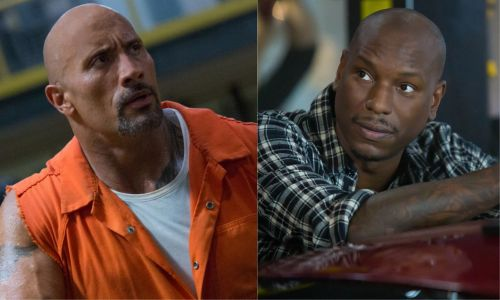 Fast and Furious : de plus en plus de tensions entre Dwayne Johnson et Tyrese Gibson