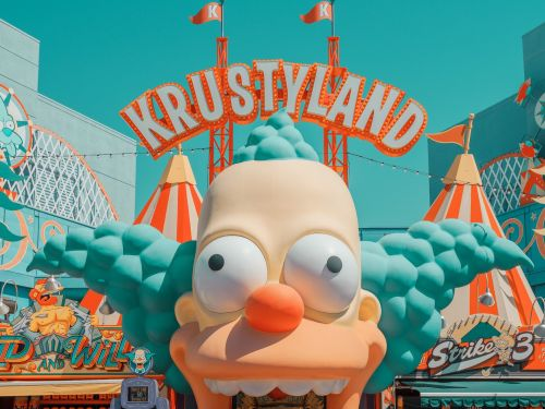 California Amusement Parks by Photographer Ludwig Favre