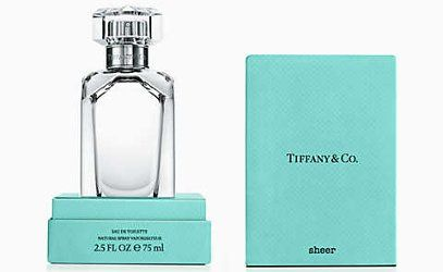 Tiffany Sheer ~ new perfume