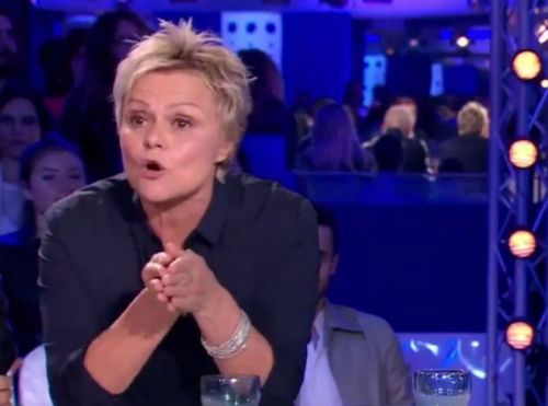 Muriel Robin et Charles Consigny:  Le clash !