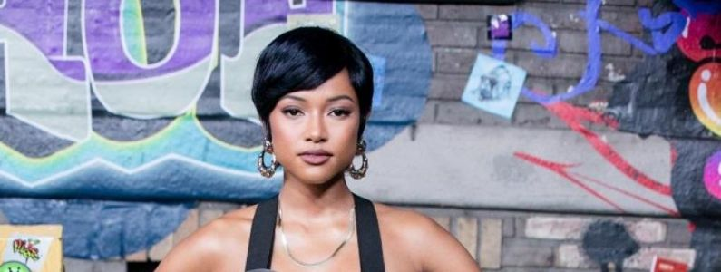 Karrueche Tran mixe cartoon et bling-bling, le fashion faux-pas de la semaine