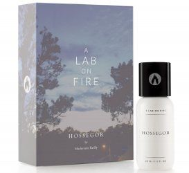 A Lab On Fire Hossegor ~ new fragrance