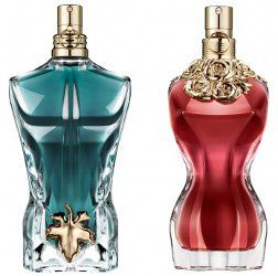 Jean Paul Gaultier Le Beau & La Belle ~ new fragrances