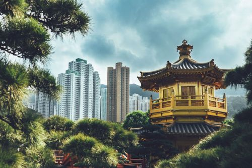 Amazing Photographs of Hong Kong