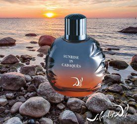 Salvador Dali Sunrise in Cadaques Pour Homme ~ new fragrance