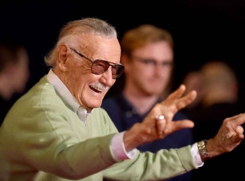 Stan Lee:  mort du papa de Spider-Man, des X-Men et de Daredevil