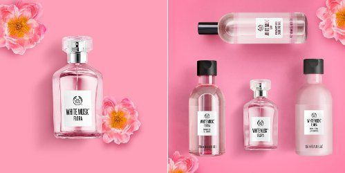The Body Shop White Musk Flora ~ new fragrance
