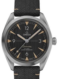 La Montre du jour: Omega Railmaster co-axial Master Chronometer