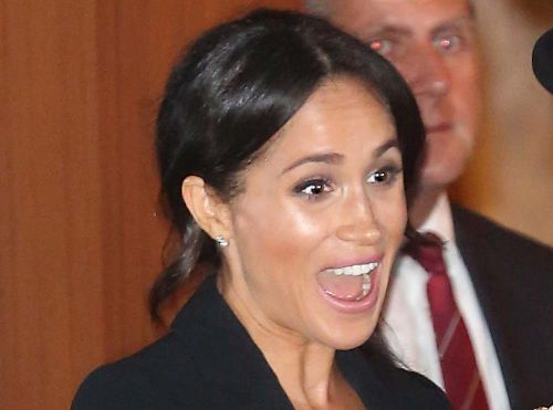 Meghan Markle:  pas question de perdre la face devant les ex de Harry !