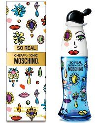 Moschino So Real Cheap & Chic ~ new fragrance