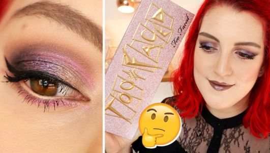Que vaut la nouvelle palette Then&Now de Too Faced ?
