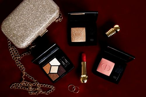 Dior Midnight Wish, Collection Noël 2018:  Le Test !