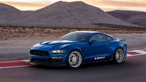 Ford Shelby Mustang GT: 1.000 chevaux!