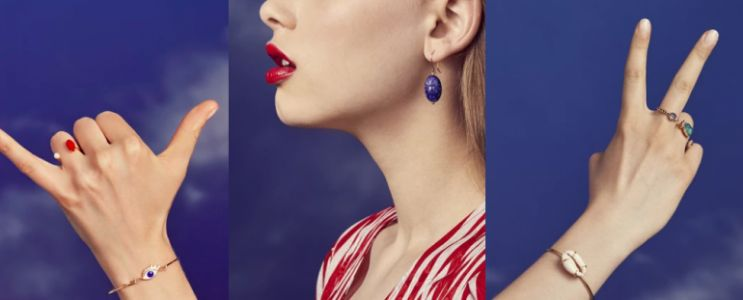 24 Sèvres:  Jewelry Capsule Collection