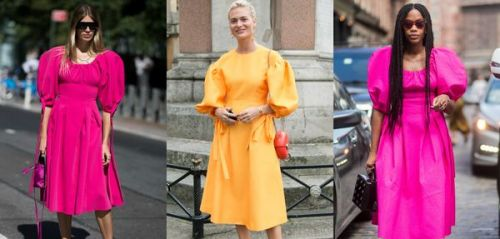 Fashion Week de New York:  la robe qu'elles s'arrachent toutes