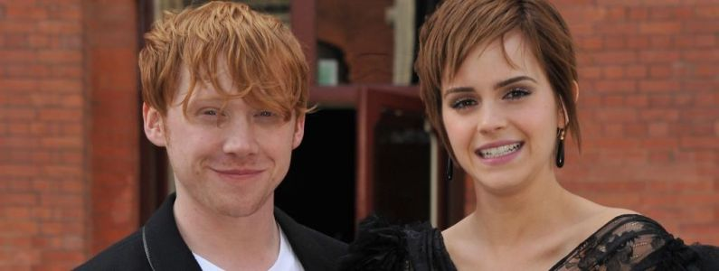 Emma Watson et Tom Felton plus proches qu'on ne le pense au début de Harry Potter ? Rupert Grint balance !