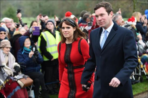 Royaume-Uni - La princesse Eugenie attend son premier enfant