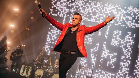 Robbie Williams va avoir droit à son biopic musical