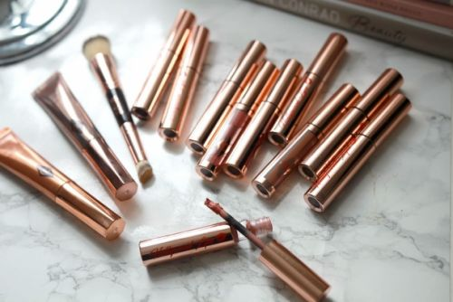Test de la gamme Hollywood de Charlotte Tilbury