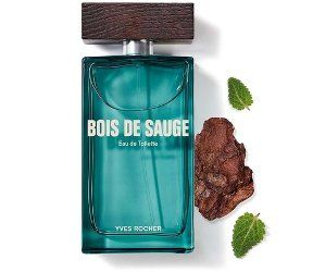 Yves Rocher Bois de Sauge ~ new fragrance