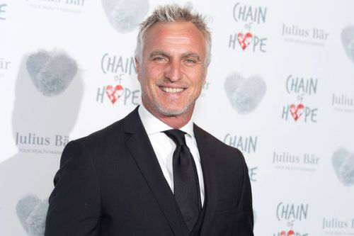 INFO CLOSER. David Ginola n'en a pas fini avec son divorce