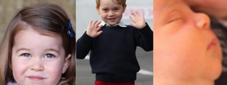 Princesse Charlotte, prince George et prince Louis:  Es-tu incollable sur les trois enfants de Kate Middleton et du prince William ?