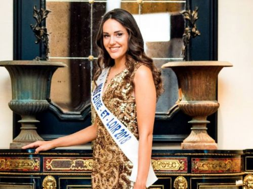 PHOTOS. Miss France 2019 : découvrez Laurie Derouard, la sublime Miss Centre Val de Loire