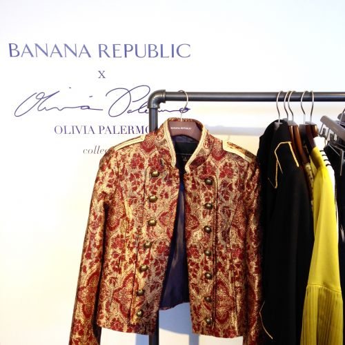Enfin! La collection Banana Republic x Olivia Palermo est dispo!