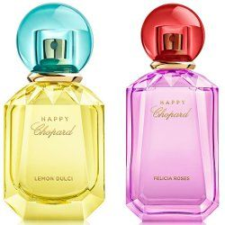 Chopard Happy Lemon Dulci & Happy Felicia Roses ~ new perfumes