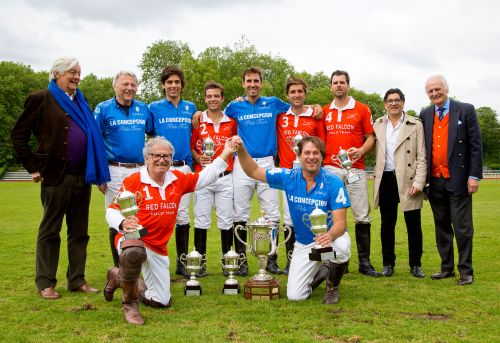 POLO:  La Concepcion Polo remporte le tournoi de Printemps !