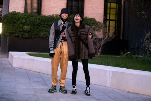 See what the models are wearing off-duty during Milan Men's Fashion Week!