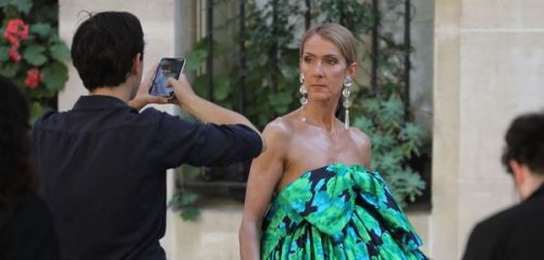 Céline Dion, reine de la Fashion Week Haute Couture 2019-2020