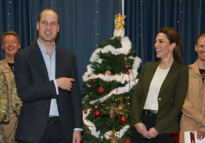 Le Prince William se moque gentiment de Kate Middleton à cause de sa tenue