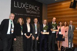 Verescence, lauréat d'un prix Luxepack In green 2018