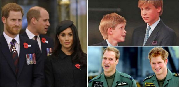 Le prince William sera le témoin de Harry