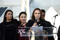 """Terrorisme sexuel"", James Franco. la Women's March marquée par ""me too"""