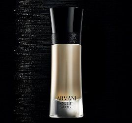 Giorgio Armani Code Absolu ~ new fragrance